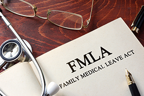 FMLA information and confidentiality