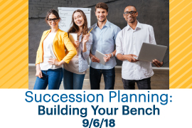 Succession Planning ad