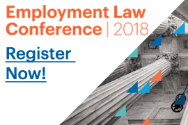 Employment Law Conference ad