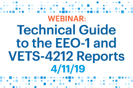 EEO-1 Technical Guide Webinar ad