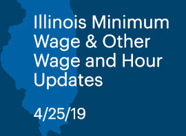 Illinois Minimum Wage briefing ad