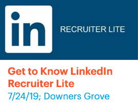 linkedin Recruiter lite training