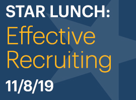 Star Lunch Effective Reruiting