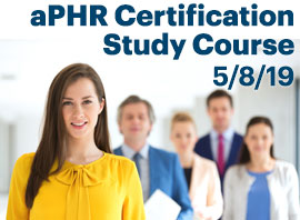 aPHR Certification Study Course ad