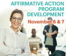 affirmative action program development