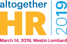 AltogetherHR 2019 Conference ad