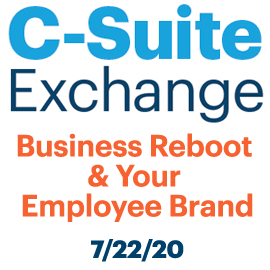 C-Suite Exchange Business Reboot July 22