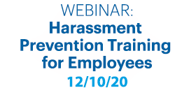 Harassment & Discrimination Prevention for Employees