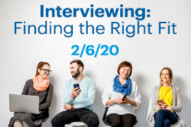 Interviewing: finding right fit class