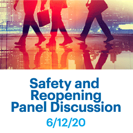 Safety and Return to Work Panel Discussion