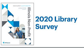 Submit your data: 2020 Library Survey