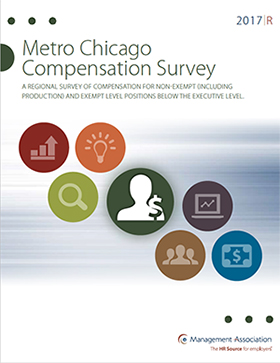 Metro Chicago Compensation Survey 2017