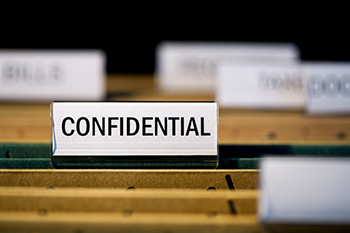 employee confidentiality