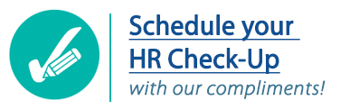 Schedule your HR Check-Up!