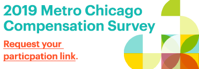 Metro Chicago Compensation Survey Participate button