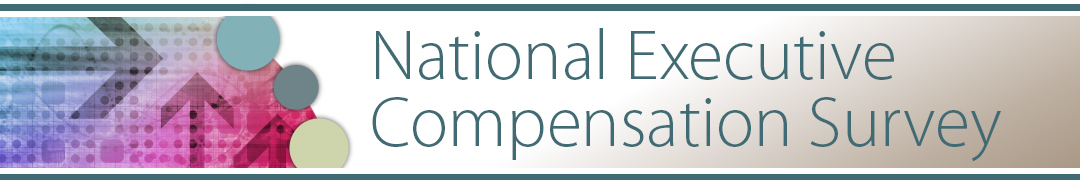 National Executive Compensation Survey