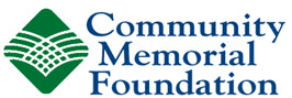 Community Memorial Foundation logo