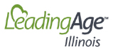 Leading Age Illinois logo