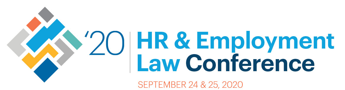 HR & Employment Law Conference 2020 banner