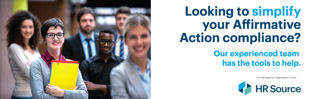 Affirmative Action Services with HR Source
