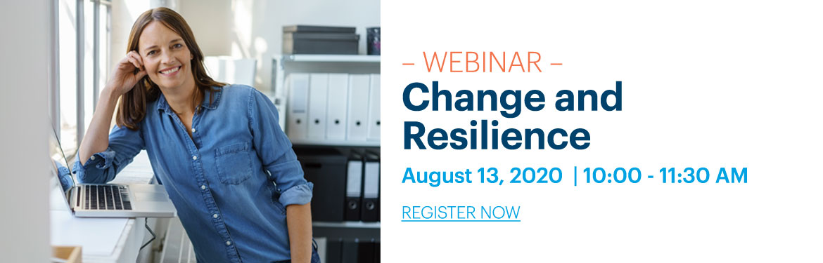 Change and Resilience class