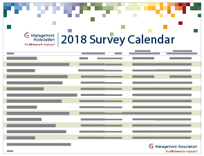 Survey Calendar 2018 image
