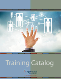 Training Catalogue Cover