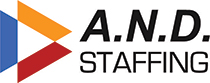 A.N.D. Staffing Solutions logo