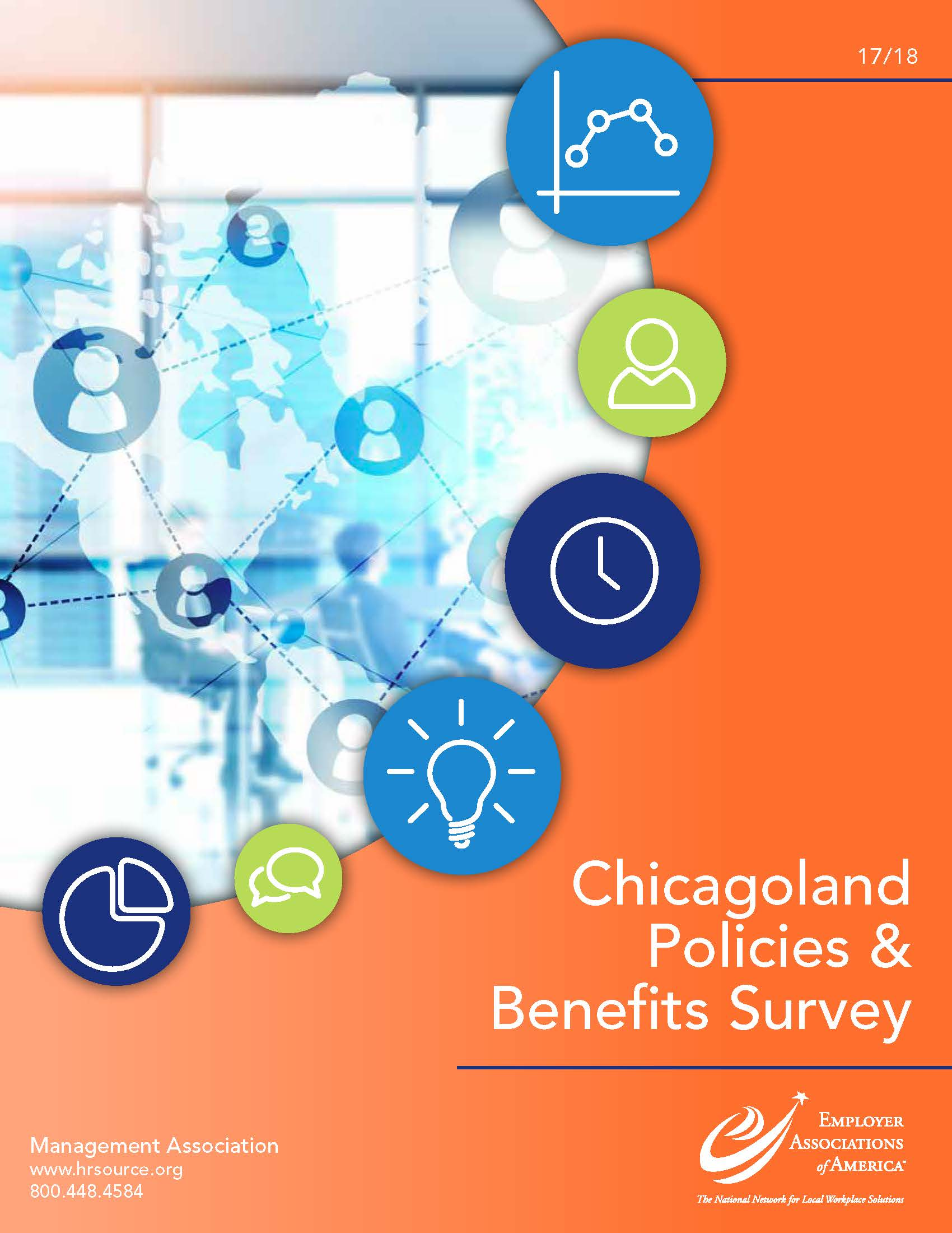 2017/2018 Chicagoland Policies & Benefits Survey