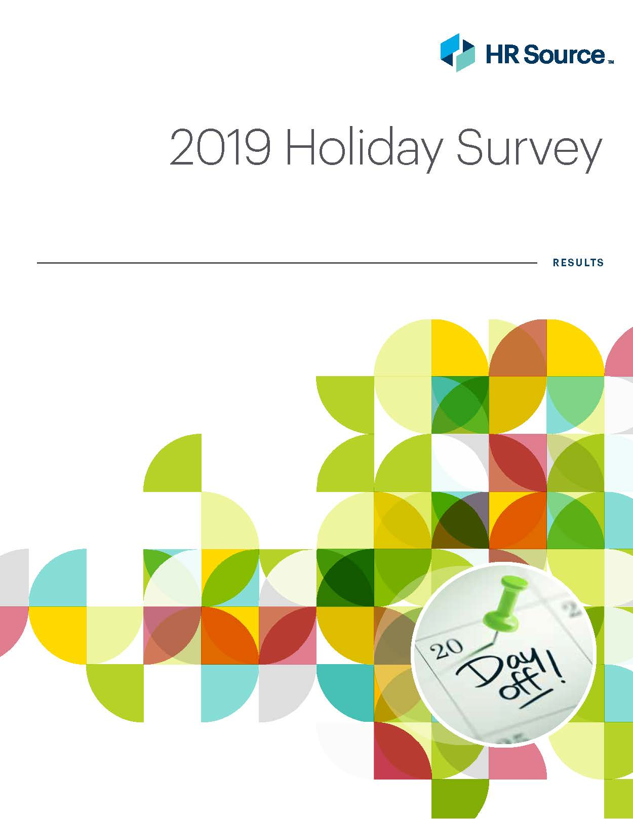 Holiday Survey 2019 (Members Only)